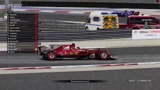 FRL - F1 2017 - F3 - S1 - Bahrain Grand Prix LIVE