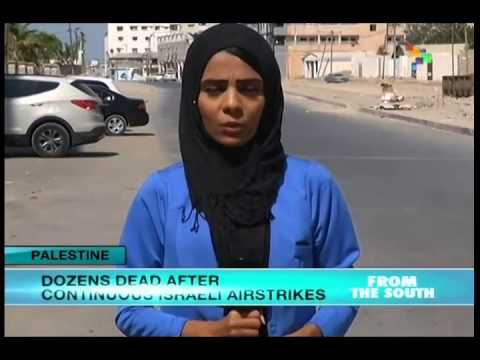 Israeli Air Strike Kills 3 Hamas Leaders In Gaza