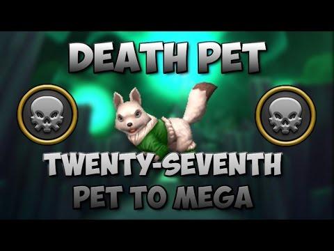 Wizard101 W101 Death Scarecrow Pet Quest Wintertusk | FunnyCat TV