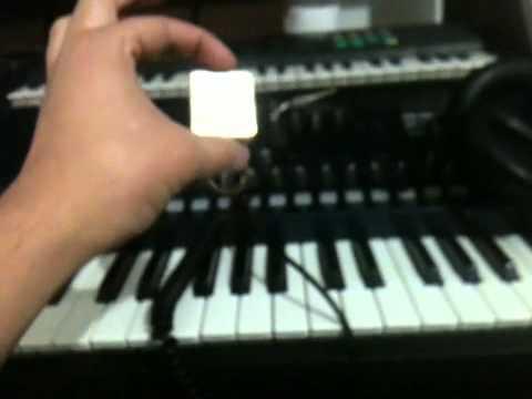 Sankyo (clover) music box