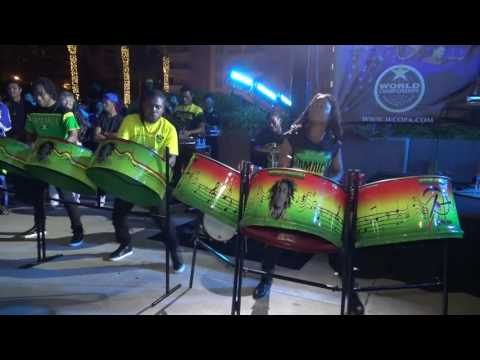Team Jamaica WCOPA - Steel Drum Band