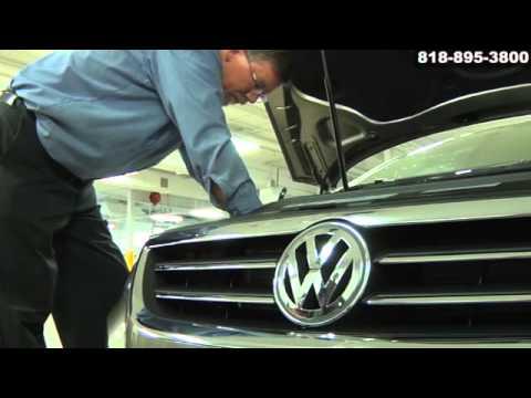 Galpin Vw Service >> VW Volkswagen Cooling System Radiator Water Pump Repair Service San Fernando Valley Los Angeles ...