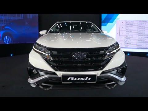 Toyota Rush 2019 rebadge jadi Perodua Aruz, 7 Tempat Duduk | EvoMalaysia.com