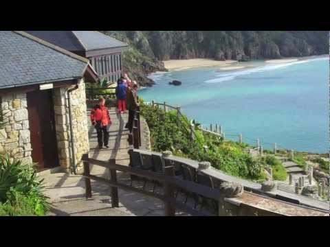 Cornwall Coastal Path Summer 2012