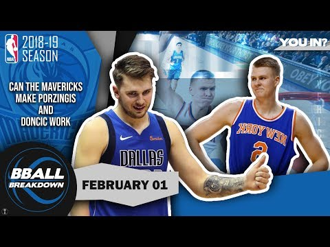 Will Porzingis & Doncic Be The Most Exciting Duo In The NBA?