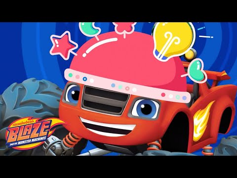 New Channel! Think Fast Memory Game: Blaze & The Monster Machines | Interactive Video | Nick Jr.
