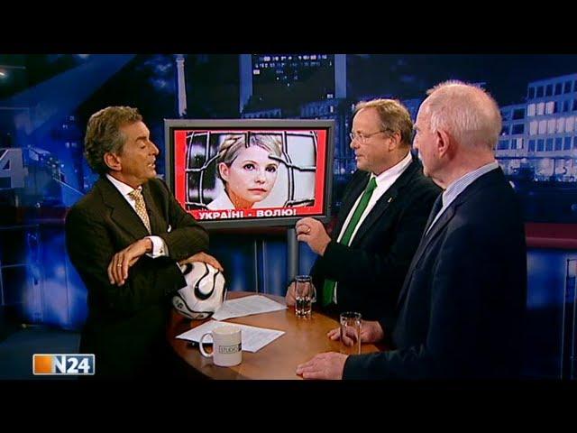 Studio Friedman: Muss die Politik die Euro 2012 boykottieren