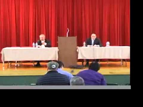 Forest Park, IL Mayoral Candidate Forum -  March 19, 2015