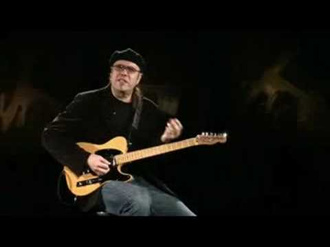 Greg Koch: Speedy Blues Salvos Lesson @ GuitarInstructor.com