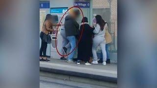 Gennevilliers: l'une des agresseuses dément avoir frappé l'adolescente à cause de sa jupe