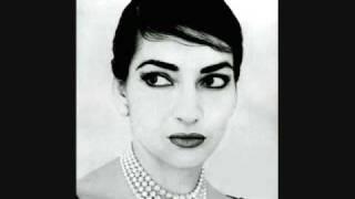 Maria Callas - Quando me'n vo' - 1958