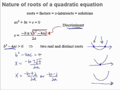 1 quadratic equations and inequalities introduction youtube. Black Bedroom Furniture Sets. Home Design Ideas