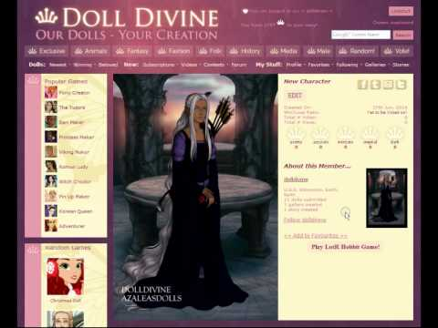 How to Upload Dolls to Your Doll Divine Account