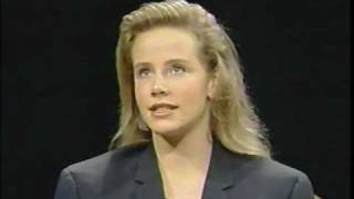 Amanda Peterson interview 1987 - Can t Buy Me Love