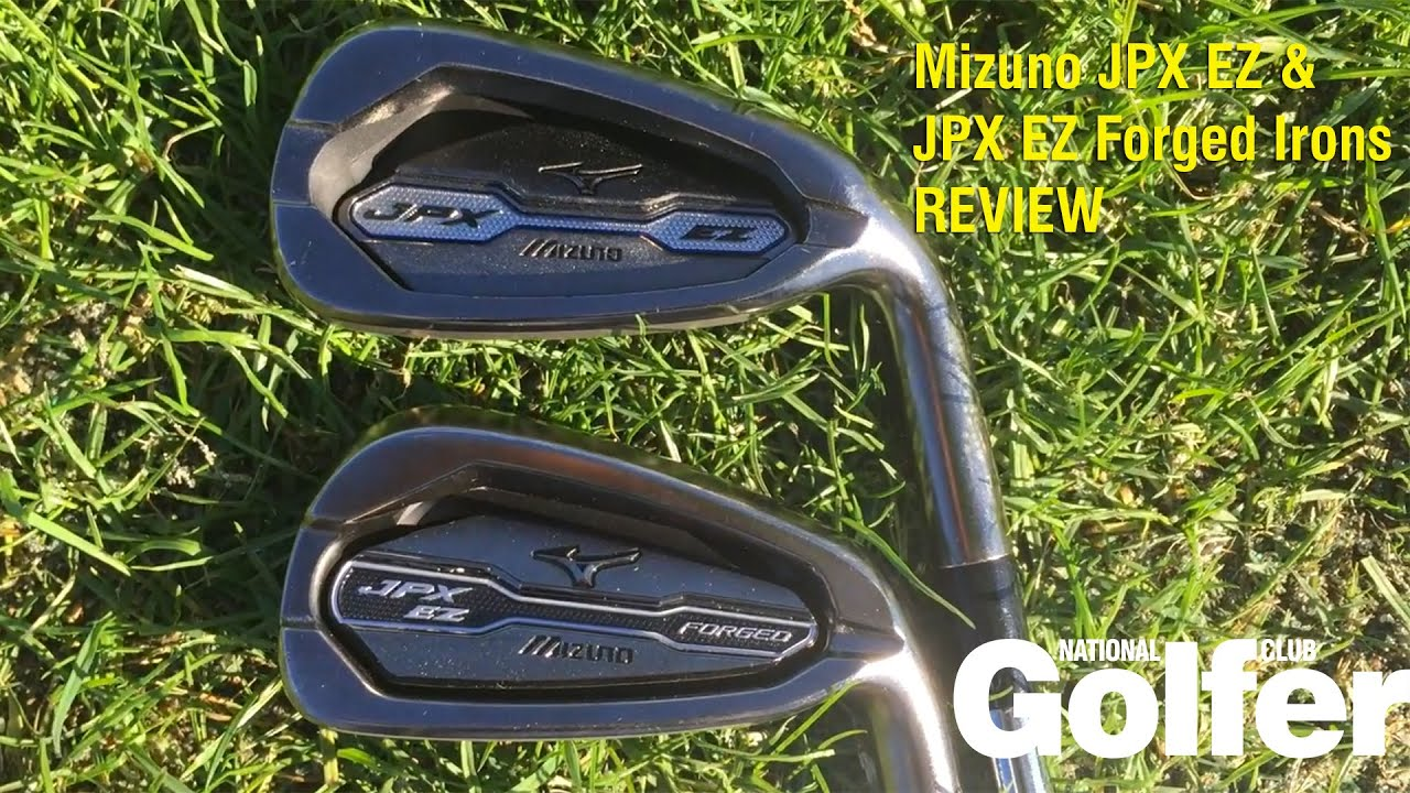 mizuno jpx ez forged review 2015