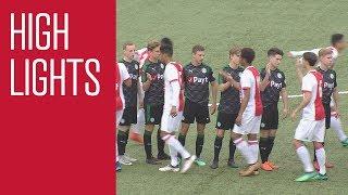 Highlights Ajax O17 - FC Groningen O17