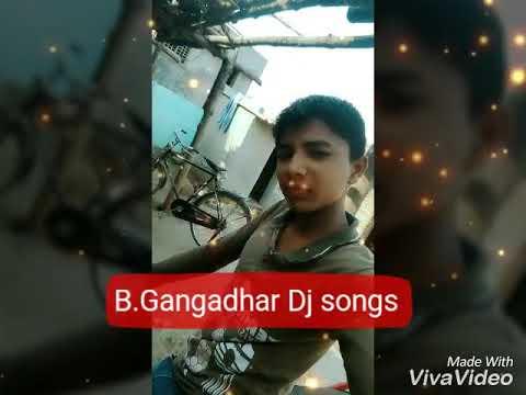 B.Gangadhar Dj video