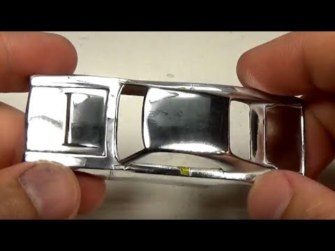 Redline Restoration: How to zinc plate diecast cars