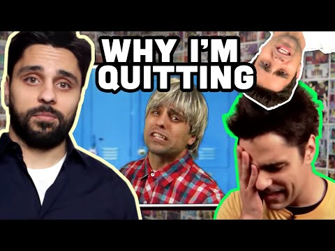 Ray William Johnson Retires From the Equals Three Show