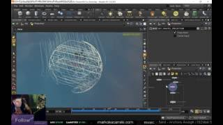 more VFX Houdini concepts #RestHouse #253
