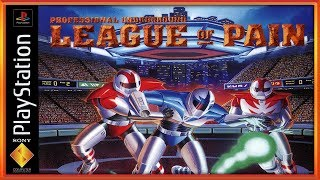 Professional Underground League Of Pain :: PSOne :: ПРОСТО ПОИГРАЕМ