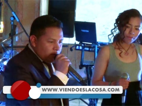 VIDEO: GRUPO INEVITABLE (Bolivia) - Te Presumo - En Vivo - WWW.VIENDOESLACOSA.COM - Cumbia 2015
