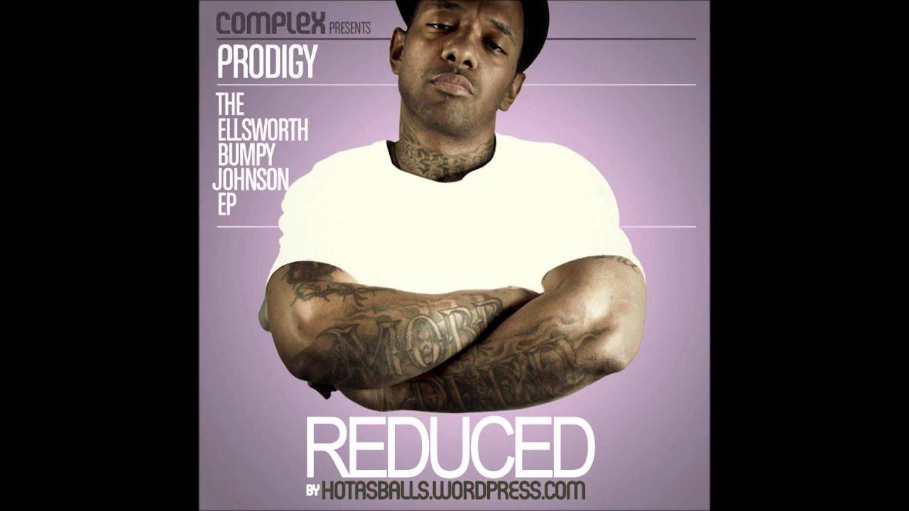 Prodigy -- The Ellsworth Bumpy Johnson EP -- Reduced by HOTASBALLS 1/ 3
