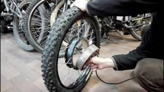 Как собрать мотор колесо электровелосипеда и не лишиться пальцев.(Как собрать мотор колесо электровелосипеда и не лишиться пальцев. Синие пальцы часто выдают начинающего..., 2016-09-27T07:53:18.000Z)