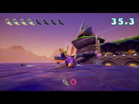 Spyro 2 Ocean Speedway 1:09:9