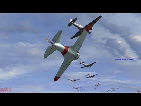 IL-2 1946: Moscas hunt for Tante Ju - Polikarpov I-16 versus Junkers Ju 52 bomber