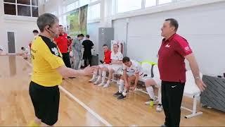 \ЗиК\ Екатеринбург - \Олимп\ Качканар Финал Кубка Свердловской области