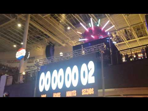 Mall of america new years eve 2014