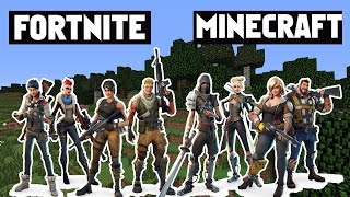 NEW SENSATION: Fortnite passes Minecraft on Youtube
