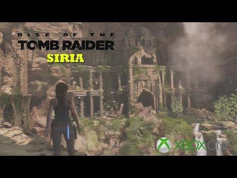 Rise of the Tomb Raider / Guía 100% / Siria -En Español HD 1080p