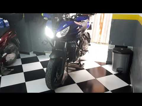 Yamaha Tracer  Sis farı