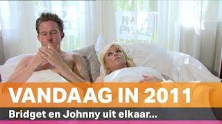 Vandaag in 2011: Bridget en Johnny uit elkaar - RTL BOULEVARD