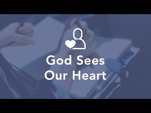 God Sees Our Heart - Bruce Downes The Catholic Guy