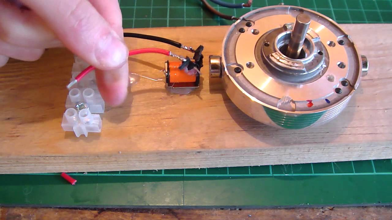 How To Reed Switch Motor Tutorial Guide Youtube Relay