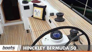 Hinckley Bermuda 50: First Look Video