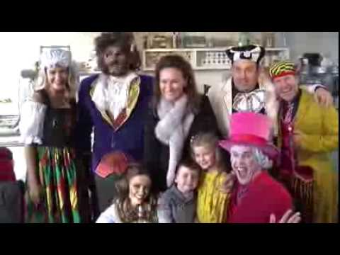 SPAR Ireland Panto Beauty and the Beast 2016 at UCH