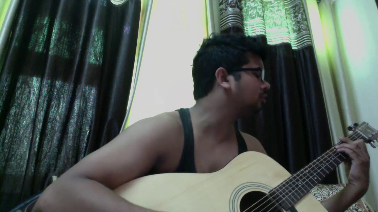 Dheere Dheere Honey Singh Cover Basic Guitar Chords Youtube