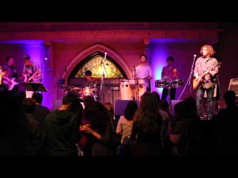 Yogi On Congos.. Santana Show - Southhall New Port Kentucky