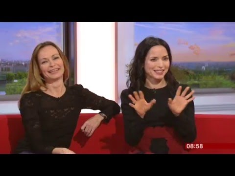The Corrs White Light BBC Breakfast 2015