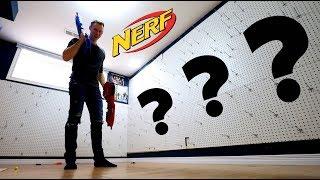 No More Nerf Gun Arsenal Room?!