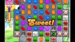 Candy Crush Saga Level 808 no Booster