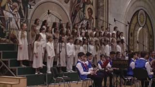 Концертный хор Школы искусств Детского Музыкального Театра г.Реутов