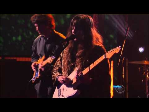 Beach House Late Show 10-16-2015