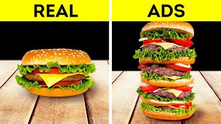 Weird Food Hacks That Will Surprise You || Shocking Commercial Tricks!