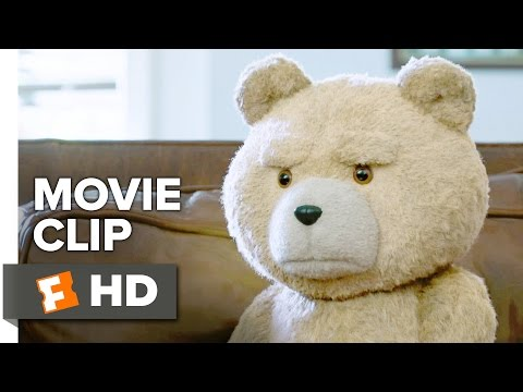 Ted 2 Deleted Movie CLIP - WWI (2015) - Mark Wahlberg Comedy HD