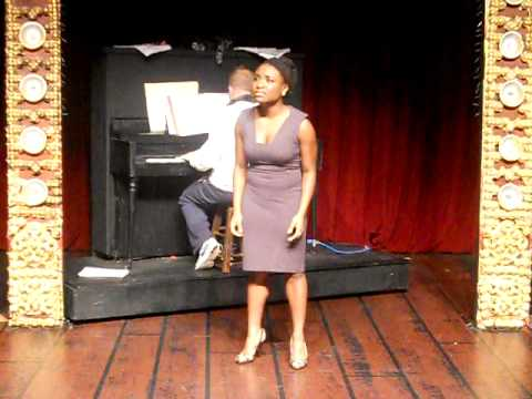 Brittney Mack  Song for a Dark Girl16 bar